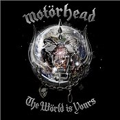 MOTORHEAD / The World is Yours (CD+DVD)