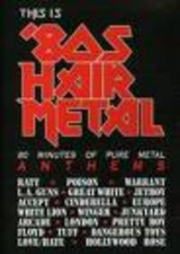 V.A / This is 80's HAIR METAL (DVD)