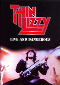 THIN LIZZY / Live and Dangerous (DVD+CD)