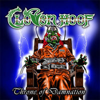 CLOVEN HOOF / Throne of Damnation