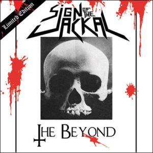 SIGN OF THE JACKAL / The Beyond (LP)