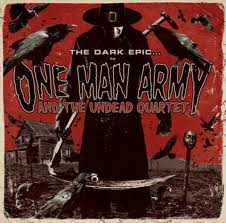 ONE MAN ARMY AND THE UNDEAD QUARTET / The Dark Epic