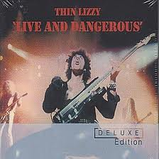 THIN LIZZY / Live and Dangerous (delux edition CD/DVD)