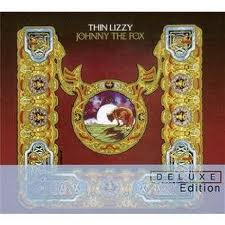 THIN LIZZY / Johnny the Fox (delux edition /2CD)
