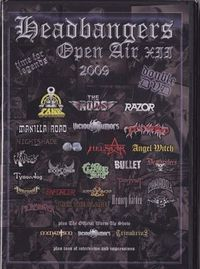 V.A / Headbangers Open Air 2009 (2DVD)
