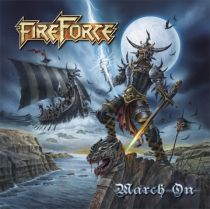 FireForce / March On (FIRE FORCE)