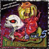 V.A / The Red Hot Burning Hell Vol.5
