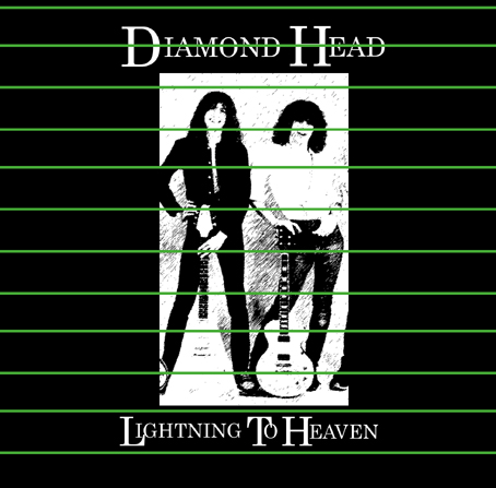 DIAMOND HEAD / LIGHTNING TO HEAVEN (2CDR)
