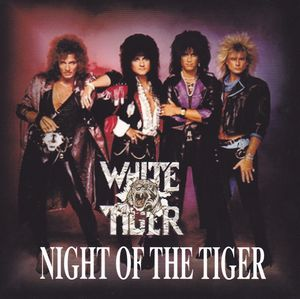 WHITE TIGER / NIGHT OF THE TIGER (1CDR)