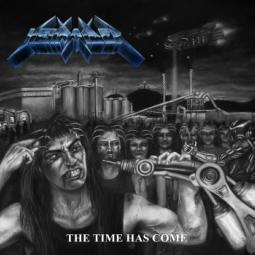 HELLRAIDER / Time Has Come Demo 2014(CD)