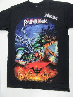 JUDAS PRIEST / Painkiller (TS-S)