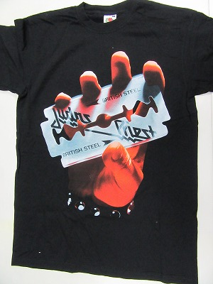 JUDAS PRIEST / British Steel (TS-M)