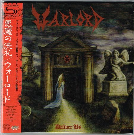 WARLORD / Deliver Us (紙/国)