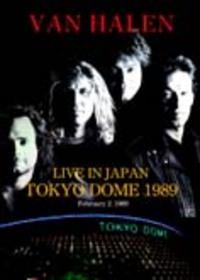 VAN HALEN / LIVE IN JAPAN TOKYO DOME 1989 (DVDR)[]