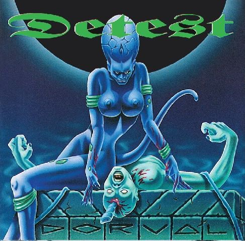 DETEST /  Dorval + DeathBreed Demo (2CD)[]